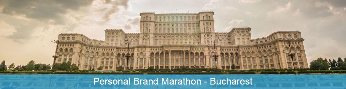 Tréning Personal Brand Marathon v Bucharest, Rumunsko