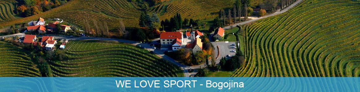 Mládežnícka výmena WE LOVE SPORT v Bogojina,Slovinsko