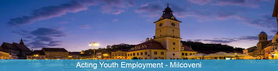 Acting Youth Employment