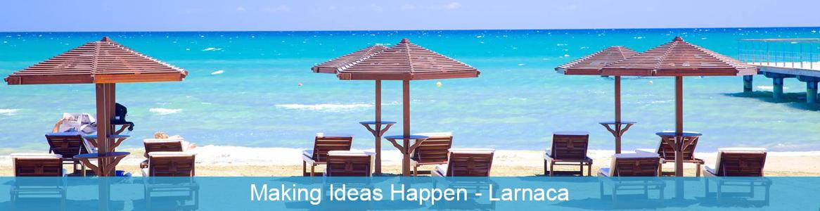 Tréning Makind Ideas Happen v Larnaca, Cyprus