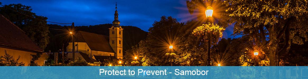 Mládežnícka výmena Protect to Prevent v Samobor, Chorvátsko
