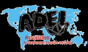 Logo neziskovej organizácie ADEL