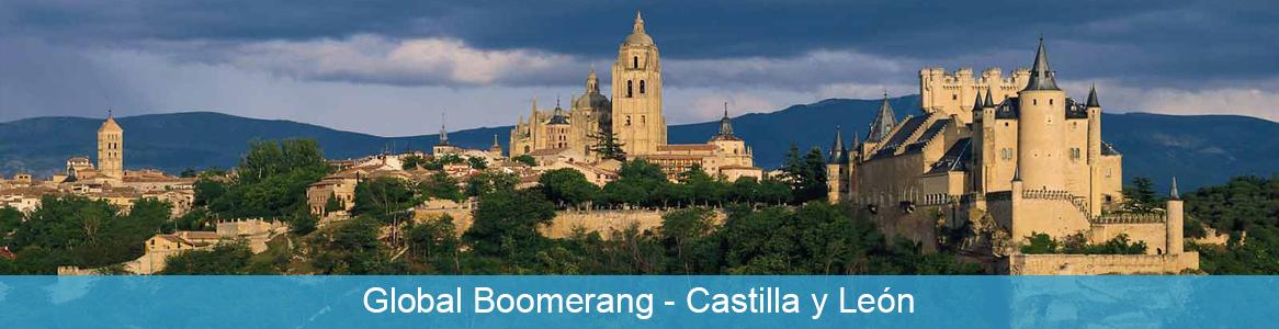 Mládežnícka výmena Global Boomerang v Castilla y León, Španielsko