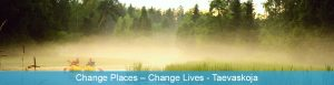 Tréning Change Places – Change Lives v Teavaskoja, Estónsko