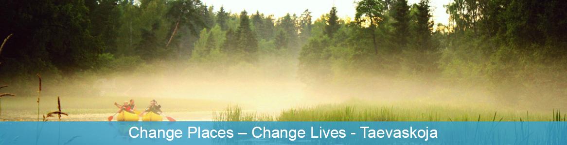Change Places – Change Lives