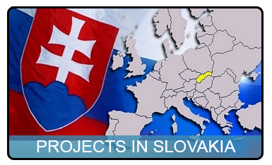 Projects in Slovakia