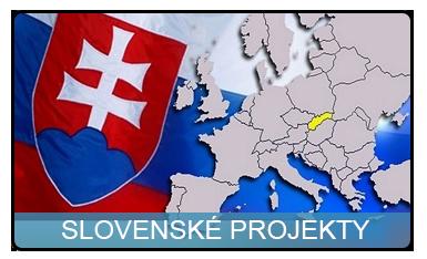 Projekty na Slovensku