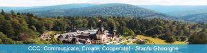 Tréning CCC: Communicate, Create, Cooperate! v Stanfu Gheorghe, Rumunsko