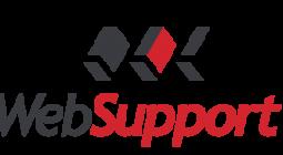 Logo webhostingovej spoločnosti WebSupport