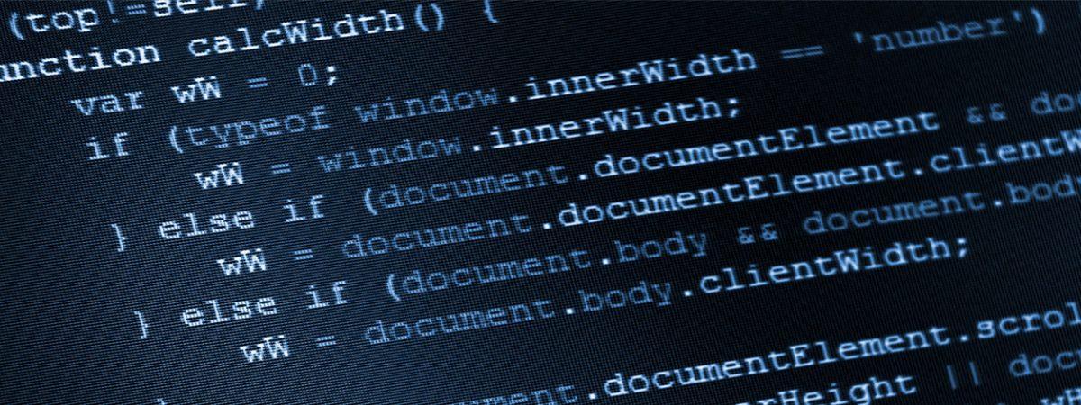 Ukážka zdrojového kódu