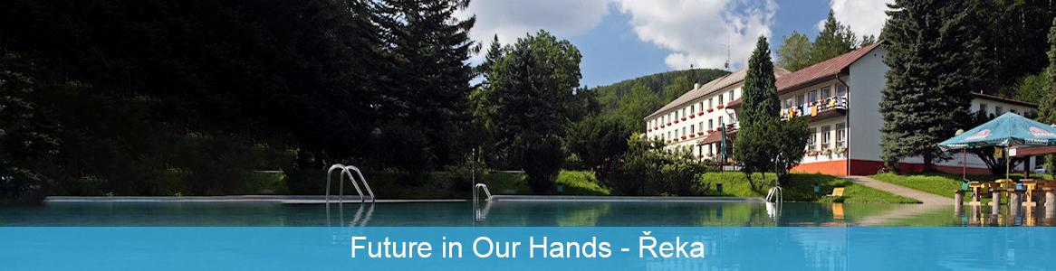 Mládežnícka výmena Future in Our Hands v Řeka, Česká republika