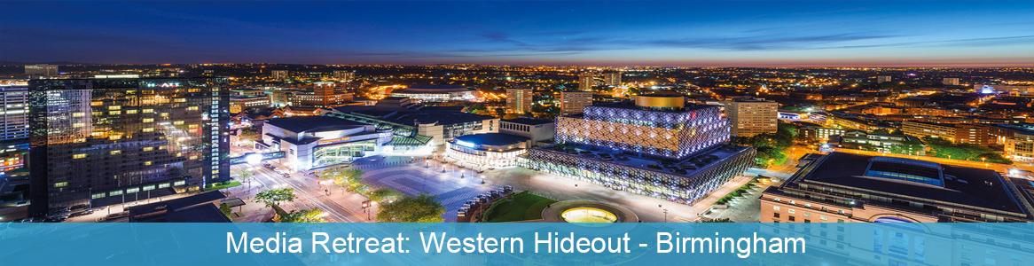 Tréning Media Retreat: Western Hideout v Birmingham, Anglicko