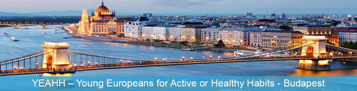 YEAHH - Young Europeans for Active or Healthy Habits