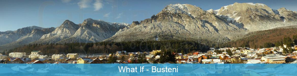 Tréning What If v Busteni, Rumunsko