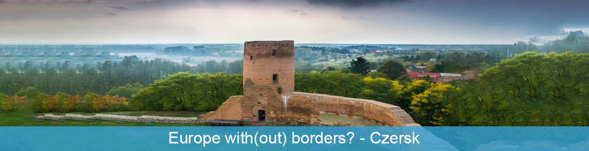 Tréning Europe with(out) borders? v Czersk, Poľsko