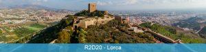 Mládežnícka výmena R2D20 v Lorca, Španielsko
