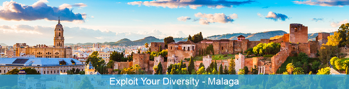 Tréning Exploit Your Diversity v Malaga, Španielsko