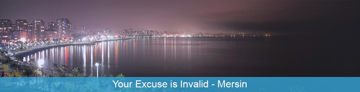 Mládežnícka výmena Your Excuse is Invalid v Mersin, Turecko