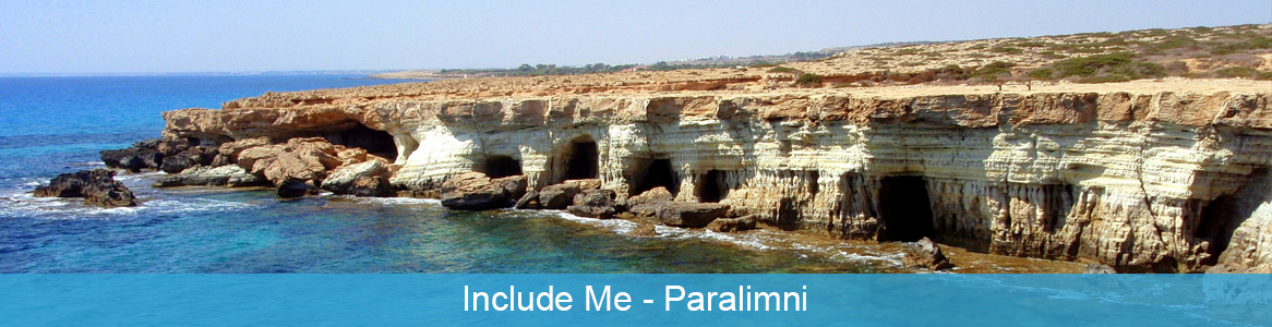 Mládežnícka výmena Include Me v Paralimni, Cyprus