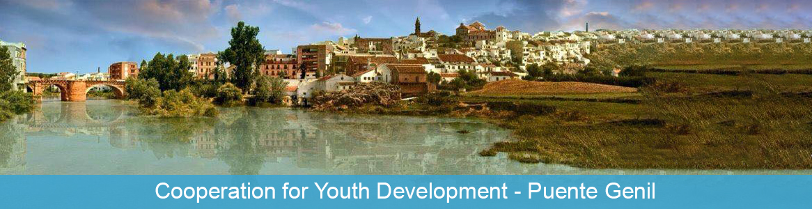 Tréning Cooperation for Youth Development v Puente Genil, Španielsko