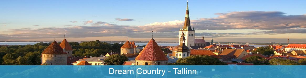 Mládežnícka výmena Dream Country v Tallinn, Estónsko