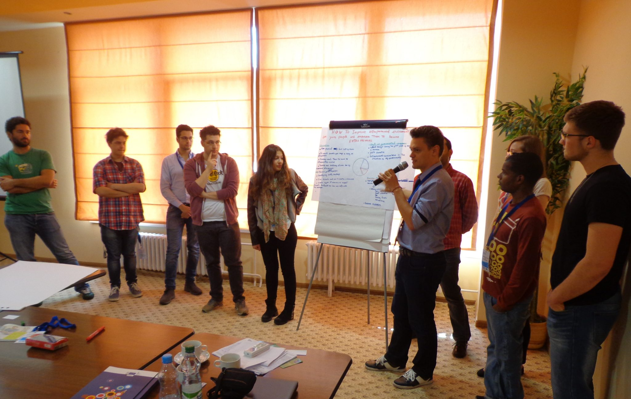 Transnational Youth Forum about Youth Unemployment