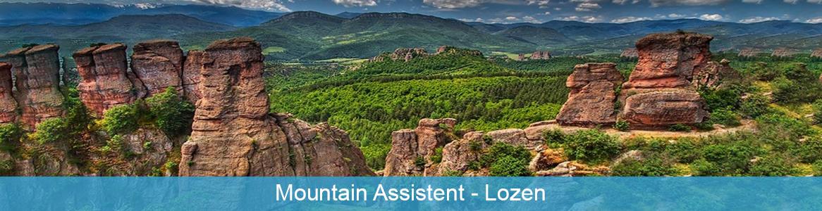 Európska dobrovoľnícka služba Mountain Assistent v Lozen, Bulharsko