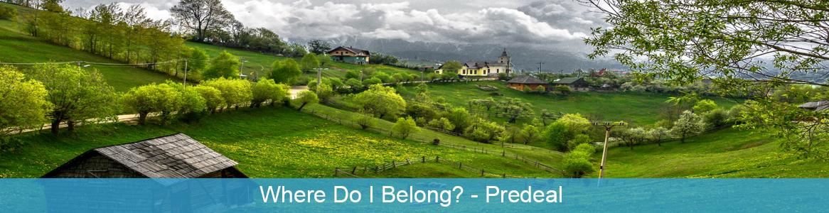 Mládežnícka výmena Where Do I Belong v Predeal, Rumunsko