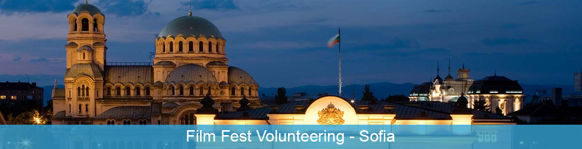 Európska dobrovoľnícka služba Film Fest Volunteering v Sofia, Bulharsko