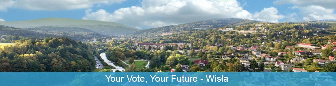 Mládežnícka výmena Your Vote, Your Future v Wisla, Poľsko