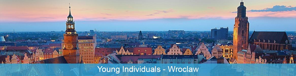 Tréning Young Individuals v Wroclaw, Poľsko