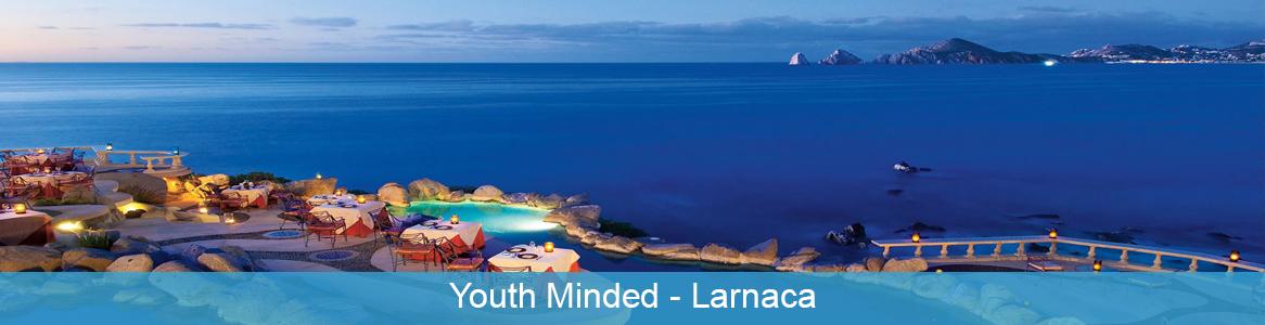 Tréning Youth Minded v Larnaca, Cyprus