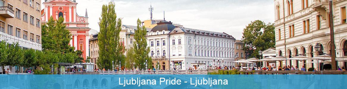 Európska dobrovoľnícka služba Ljubljana Pride v Ljubljana, Slovinsko