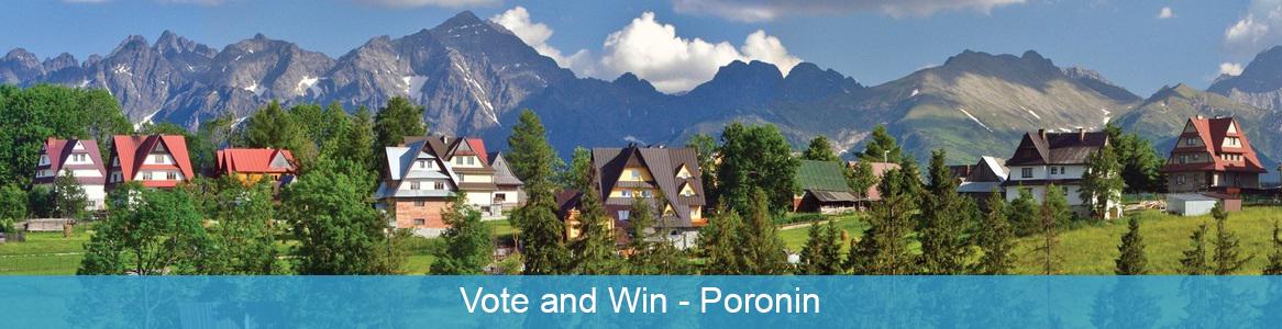 Mládežnícka výmena Vote and Win v Poronin, Poľsko