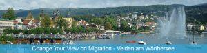 Tréning Change Your View on Migration v Velden am Wörthersee, Rakúsko