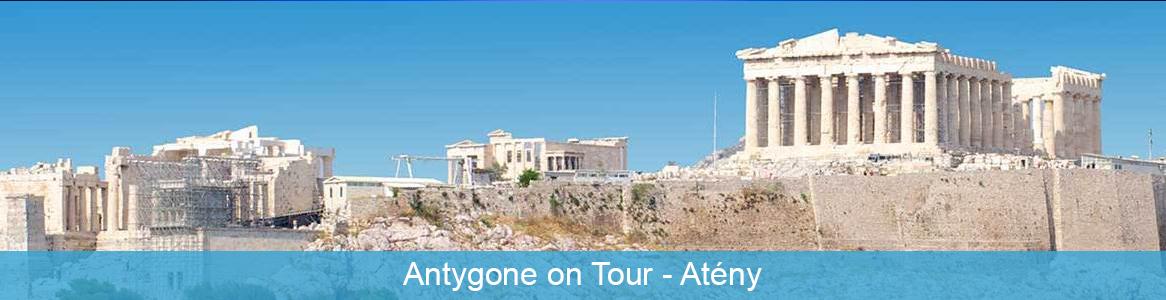 Mládežnícka výmena Antygone on Tour v Atény, Grécko
