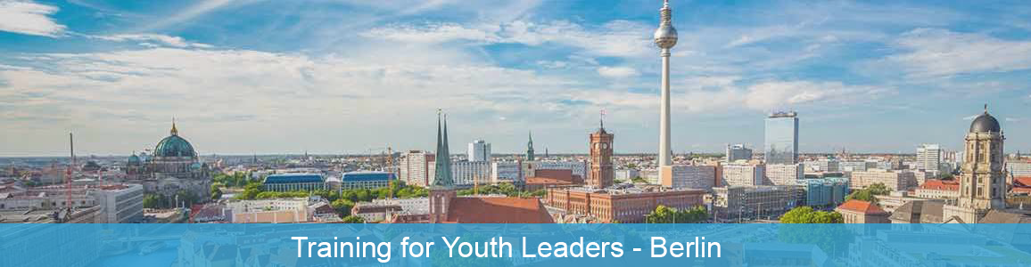 Training for Youth Leaders - Advanced