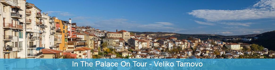 Európska dobrovoľnícka služba In The Palace On Tour v Veliko Tarnovo, Bulharsko