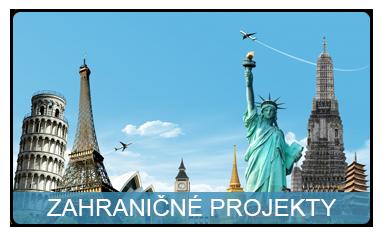 Zahraničné projekty