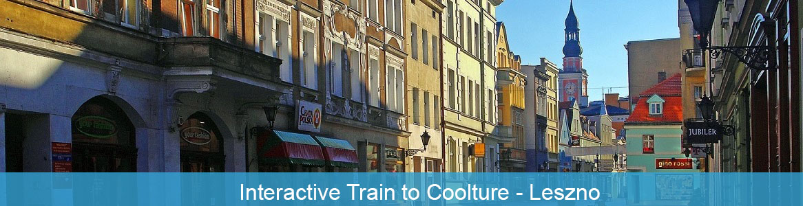 Interactive Train to Coolture