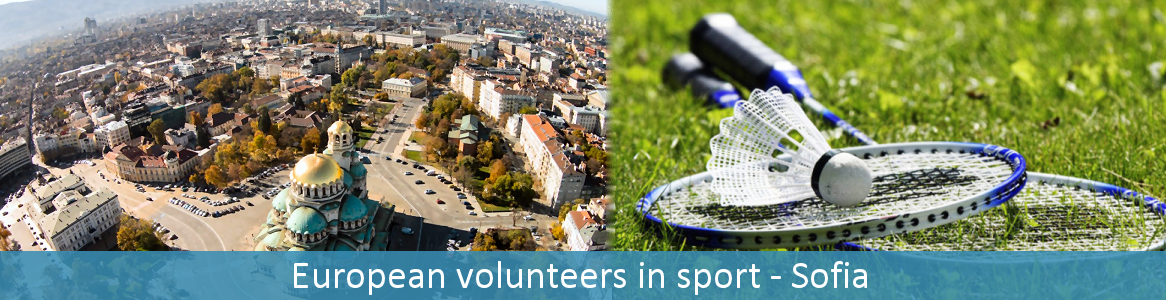 European volunteers in sport