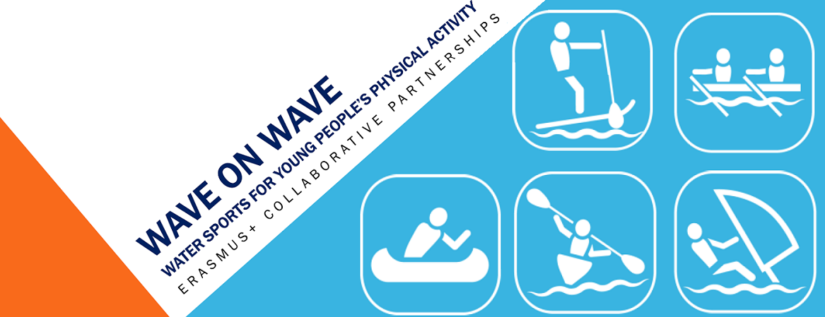 WOW – Wave On Wave - Water sports for young people's physical activity