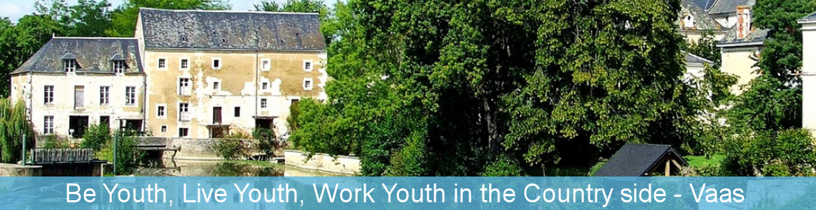 Be Youth, Live Youth, Work Youth in the Country side
