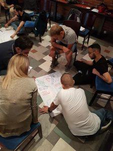 Pracovné stretnutie Imappy v Kaunase s pracovníkmi z Pokoj a dobro