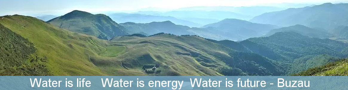 Water is life. Water is energy. Water is future.