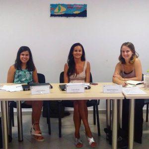 Nadnárodné stretnutie partnerov projektu IMAPPY v Aténach.