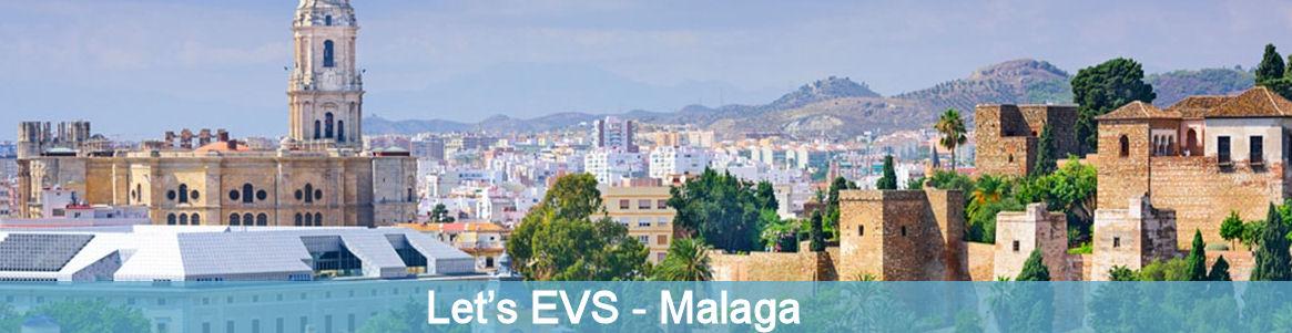 Mládežnícka výmena Erasmus Malaga