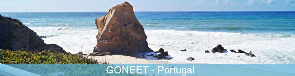 Tréning GONEET v Portugalsku