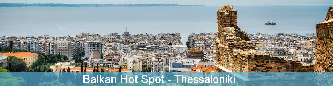 EDS Balkan Hot Spot
