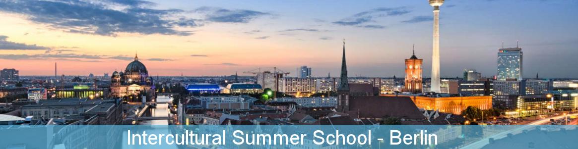 Intercultural Summer School - Berlin